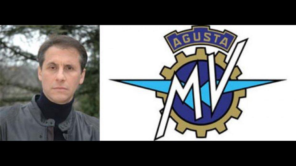 Moto - News: MV Agusta: D'Onofrio nuovo A.D.