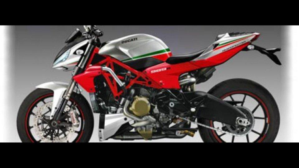 Moto - News: Ducati 989 R Desmofighter