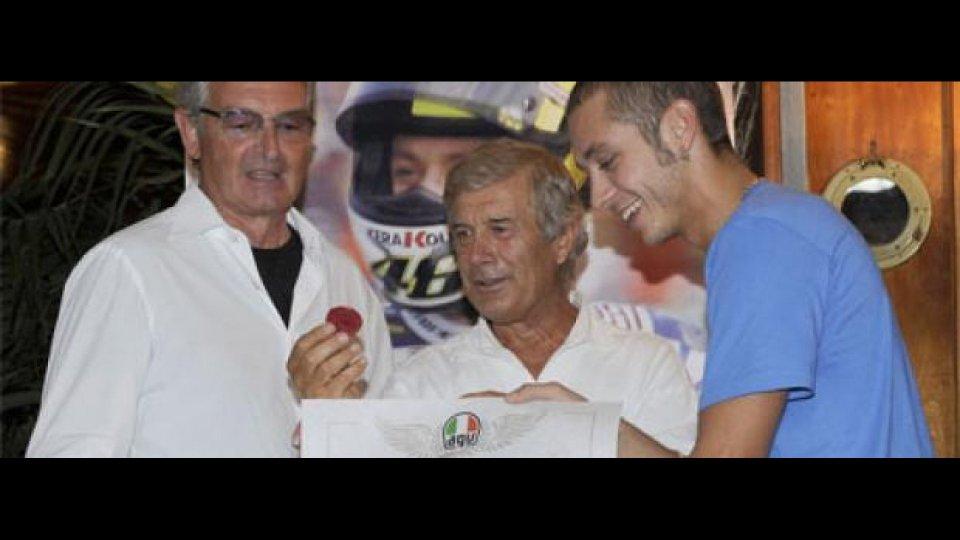 Moto - News: Giacomo Agostini incontra i fan a Siracusa