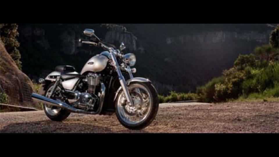 Moto - News: Triumph Thunderbird 1600