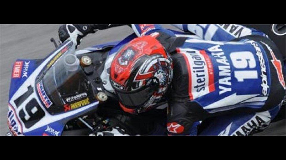 Moto - News: WSBK 2009, Miller, Gara 1: super Spies