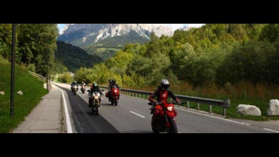 Moto - News: Dainese e AGV - Italian Legendary Tour