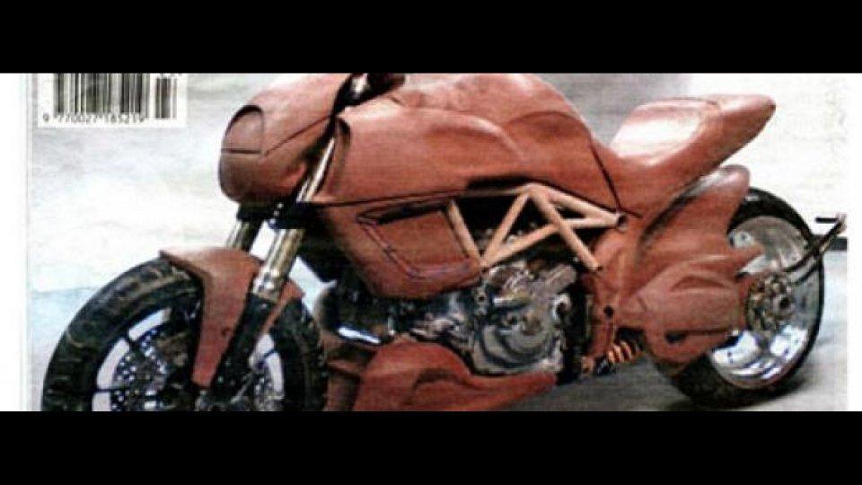 Moto - News: Ducati Mega Monster Roadster