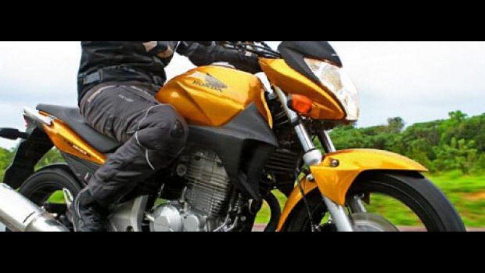 Moto - News: Honda CB300F
