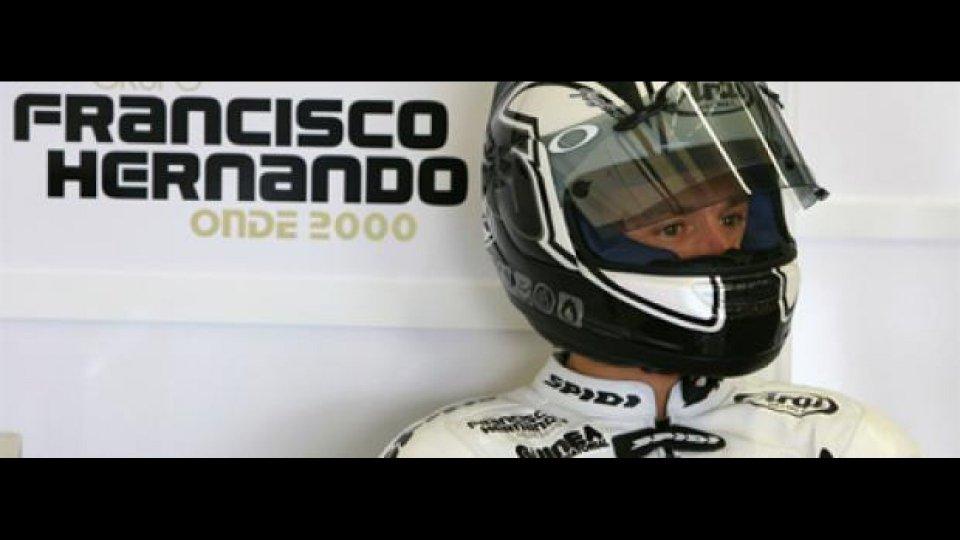 Moto - News: MotoGP 2009, Barcelona: rientra Sete