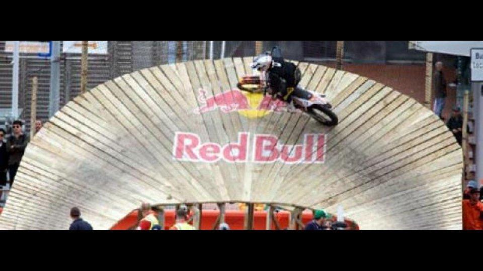 Moto - News: Red Bull City Scramble: enduro-cross per veri duri
