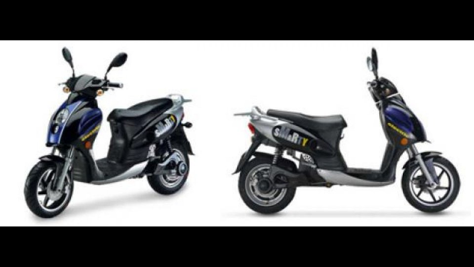 Moto - News: Smarty Scooter
