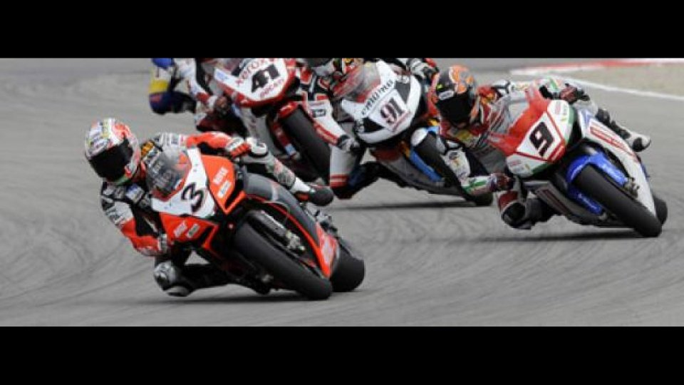 Moto - News: WSBK 2009, Miller: ancora in luce la RSV4