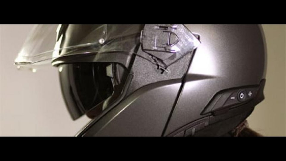 Moto - News: BMW Motorrad Communication System