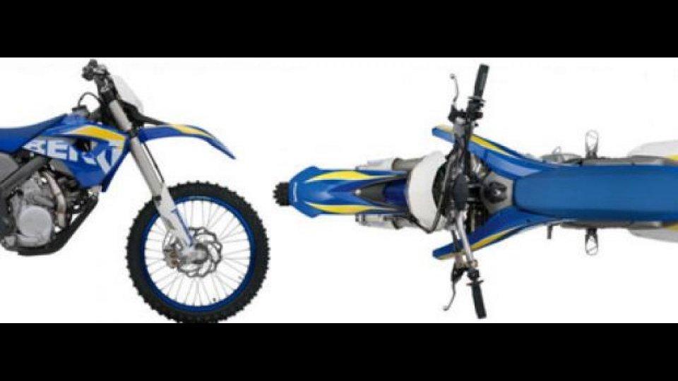 Moto - News: Husaberg: nuove FE390, FX450 e motard FS570