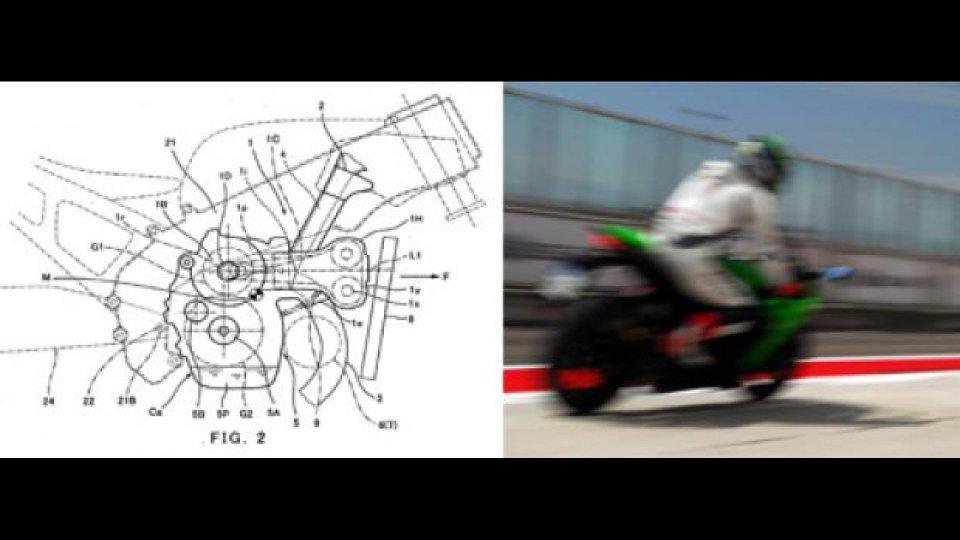 "Moto - News: Motore ""flat"" per le prossime Kawasaki ZX-R?"