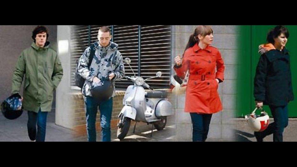Moto - News: Armadillo Scooterwear, stile chic e sicurezza