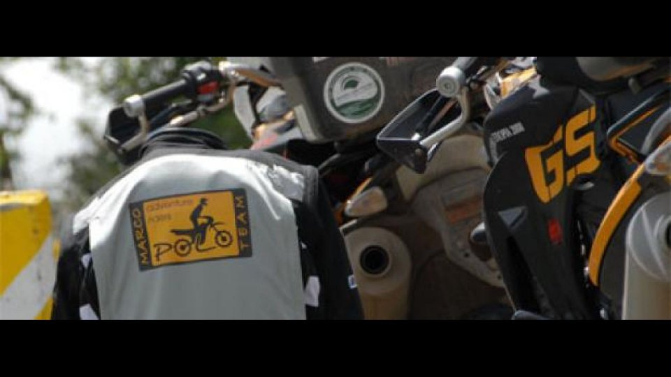 Moto - News: BMW e Marco Polo Team ancora assieme
