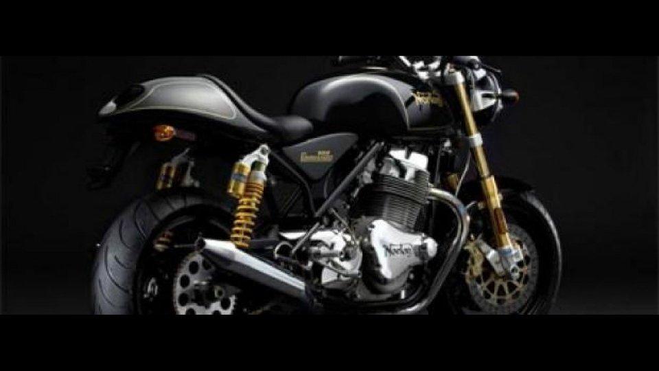Moto - News: Norton Commando 961 SE