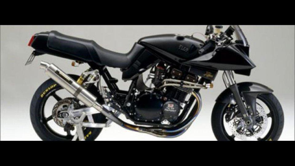 Moto - News: Suzuki Katana 1135R by Yoshimura
