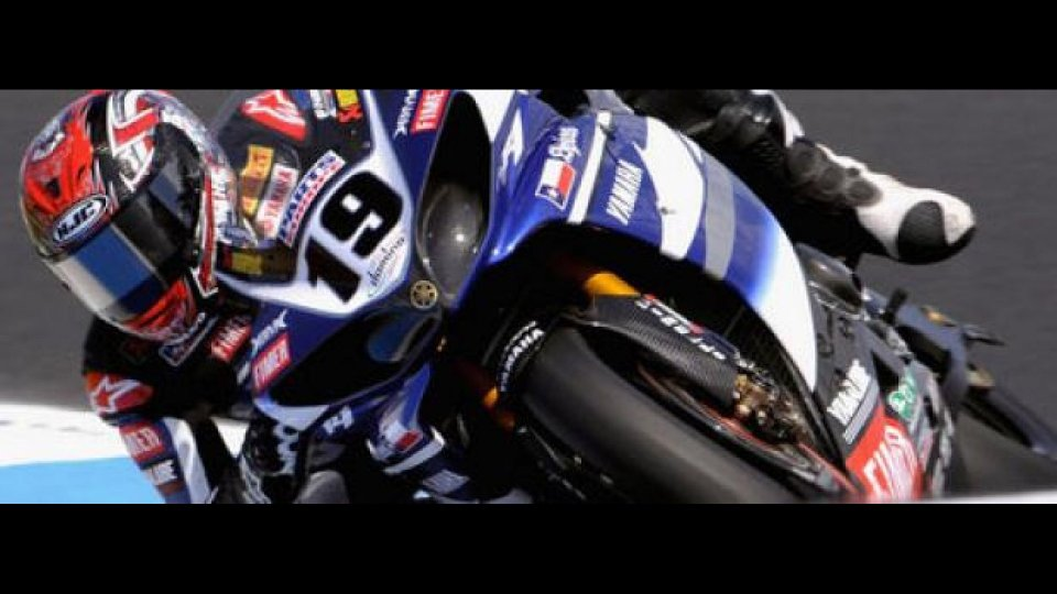 Moto - News: Ben Spies in Yamaha fino al 2011