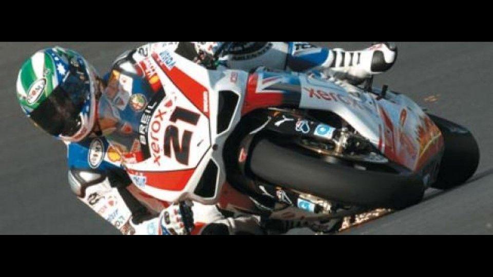 Moto - News: La carriera di Troy Bayliss in un libro