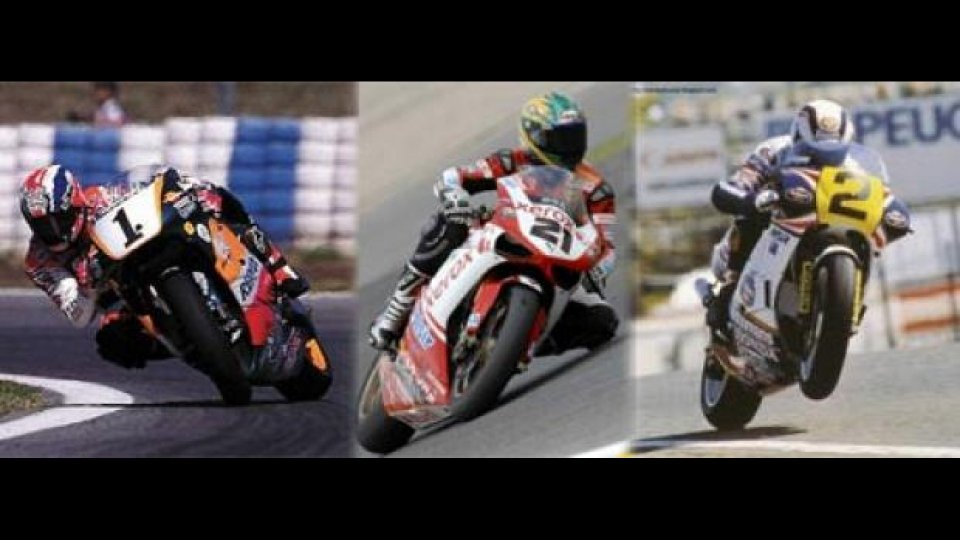 Moto - News: Le leggende australiane in pista a Philip Island