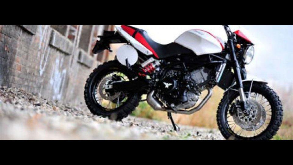 Moto - News: Moto Morini: AAA partner cercasi