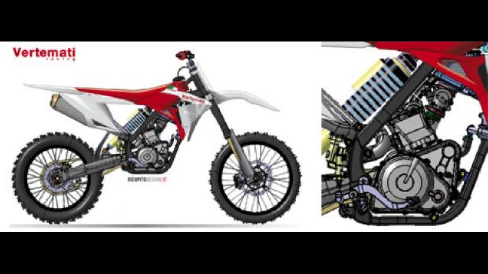Moto - News: Vertemati 250AG 2010
