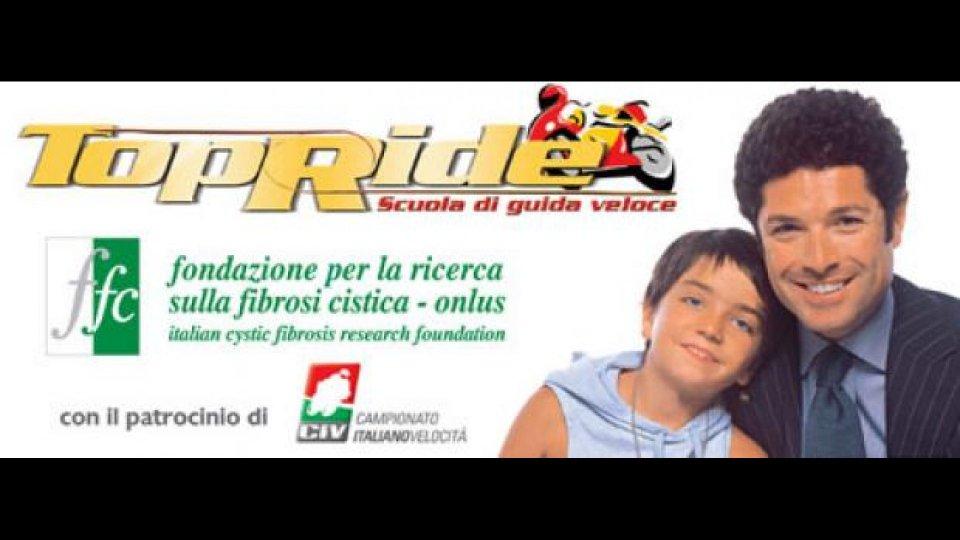 Moto - News: 31 ottobre: tutti in pista contro la Fibrosi Cistica
