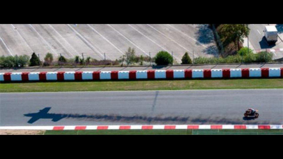 Moto - News: Aereo vs Moto: Pedrosa sfida Maclean