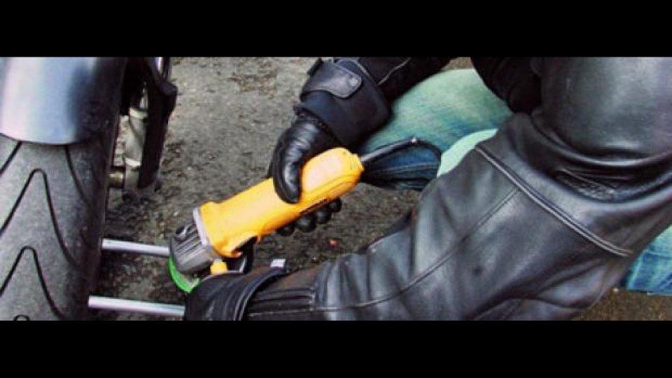 Moto - News: Calo dei furti di moto e motorini nel 2008