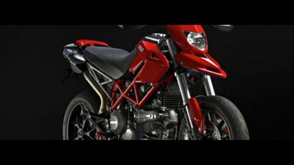 Moto - News: Ducati Hypermotard 796: gli accessori