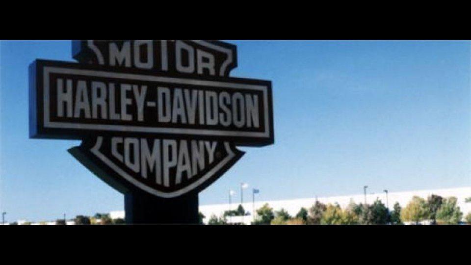 Moto - News: Harley Davidson: la ristrutturazione aziendale continua