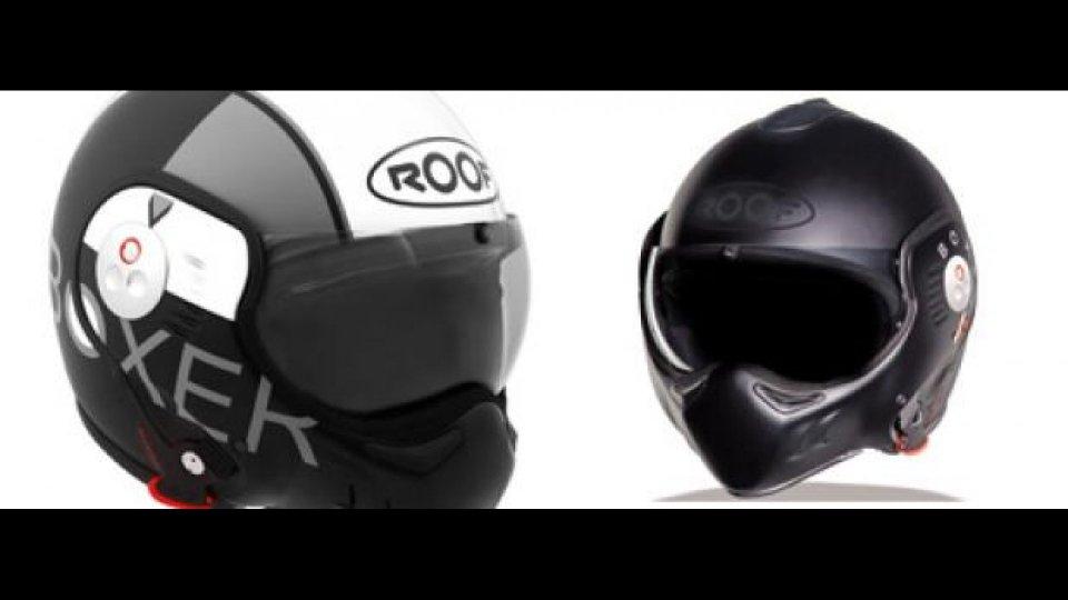 Moto - News: Roof Boxer V8: per piloti... terrestri