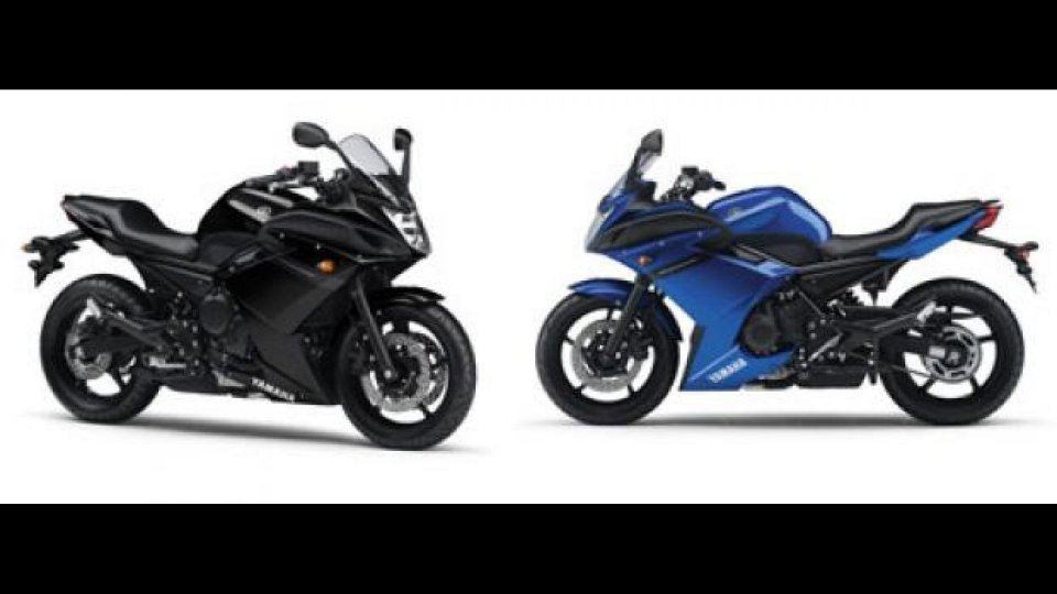 Moto - News: Yamaha XJ6 Diversion F 2010