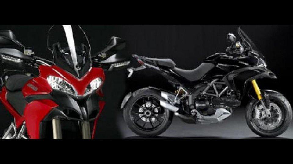 Moto - News: Ducati Multistrada 1200