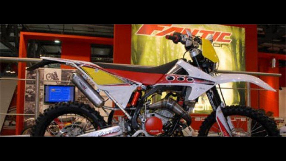 Moto - News: Fantic Motor ad EICMA 2009 - LIVE
