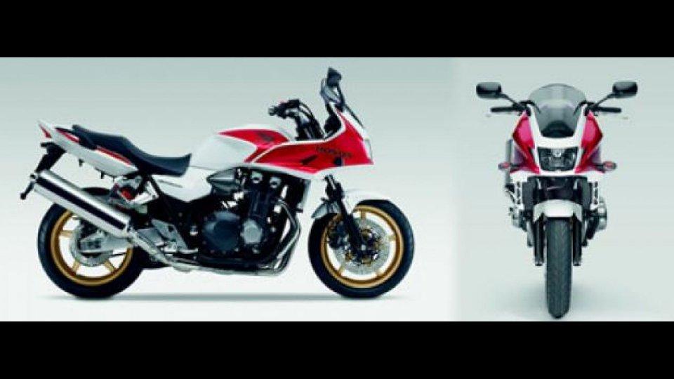 Moto - News: Honda CB1300S ABS 2010