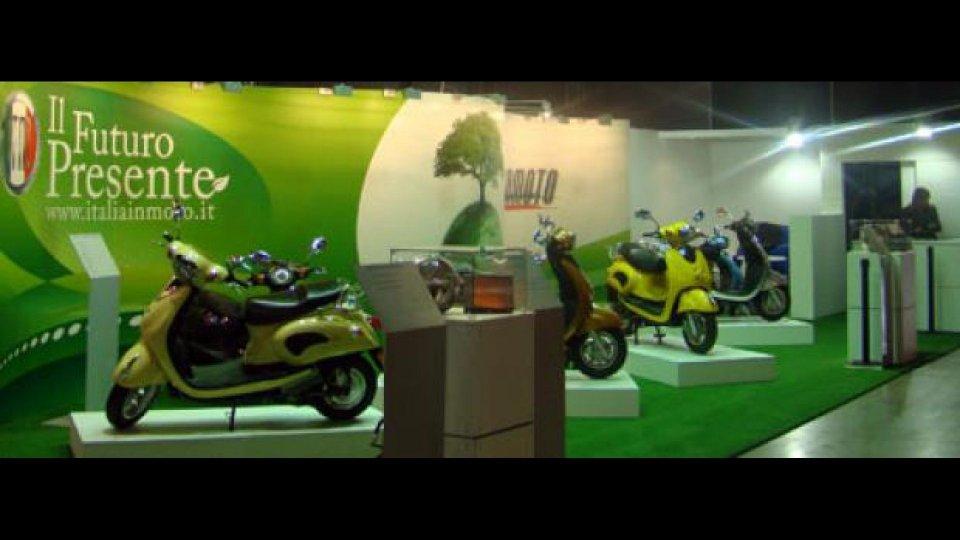 Moto - News: Italiainmoto: scooter elettrici con centralina 'sim-card'