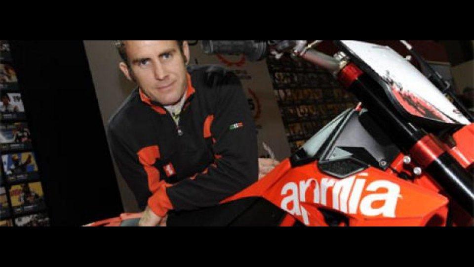 Moto - News: Josh Coppins con Aprilia nel Mondiale MX1