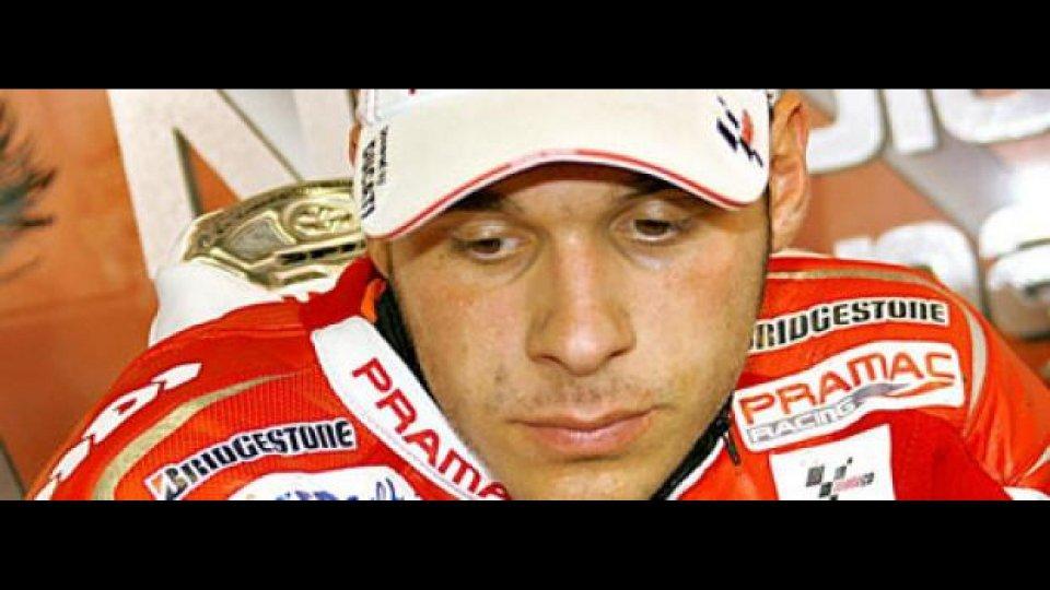 Moto - News: Si conclude l'avventura MotoGP per Canepa