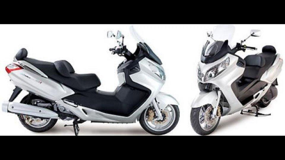 Moto - News: Sym Maxsym 400