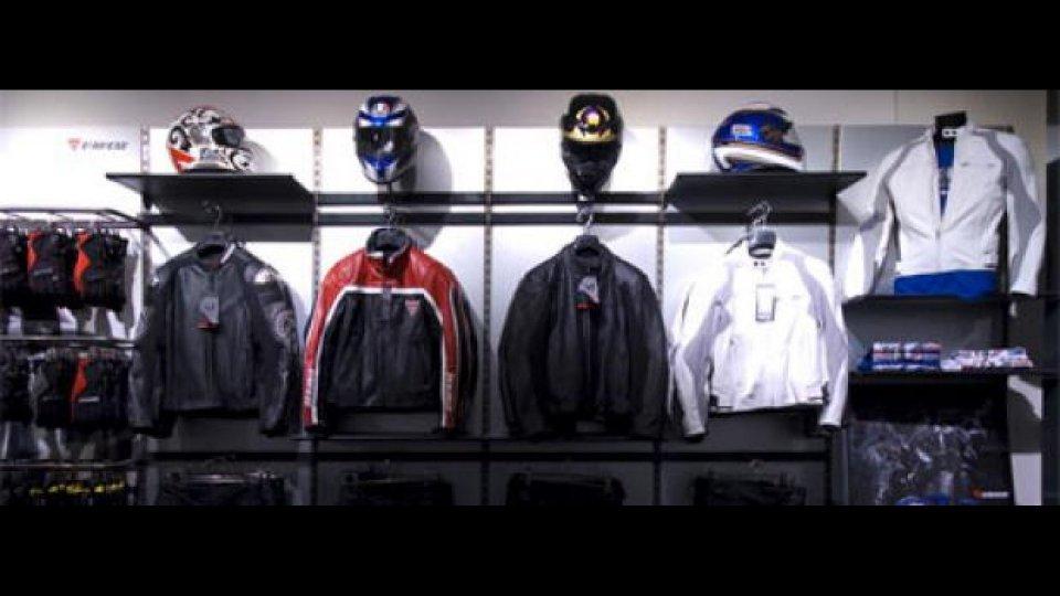 Moto - News: Apre Dainese Store Bologna