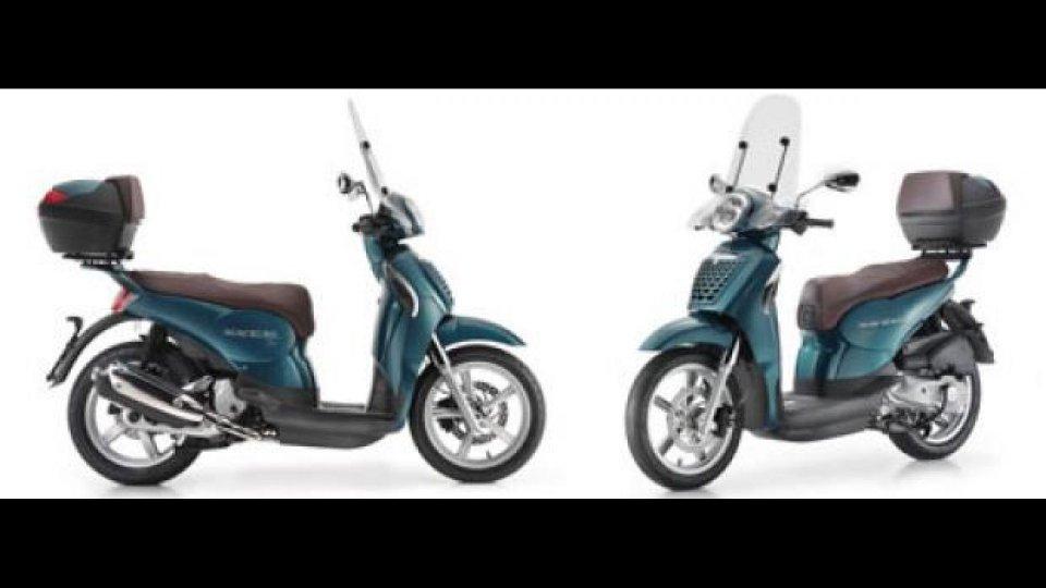 Moto - News: Scarabeo 125-200 ie Class