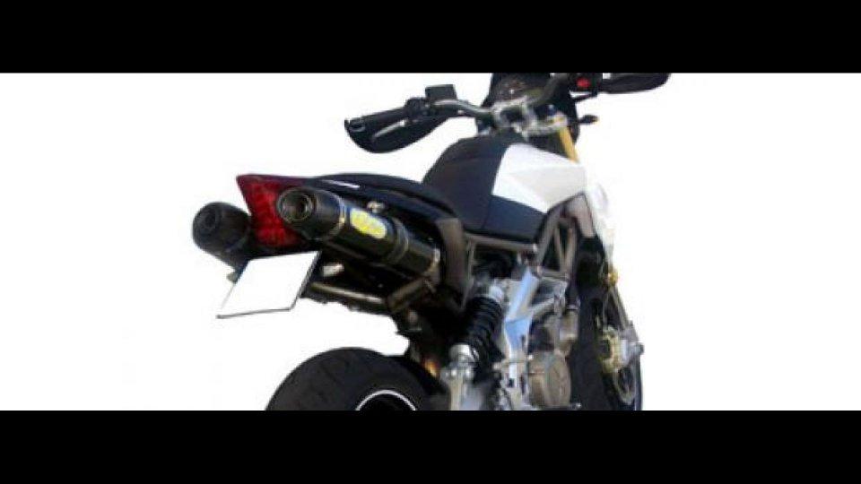 Moto - News: Exan per Aprilia Dorsoduro 750