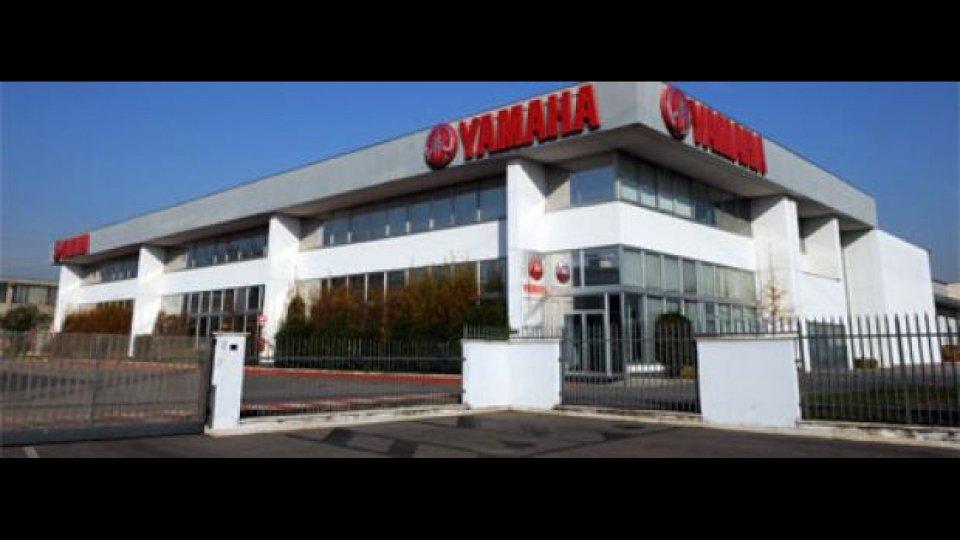 Moto - News: Gli operai Yamaha scendono dal tetto: ok alla CIGS