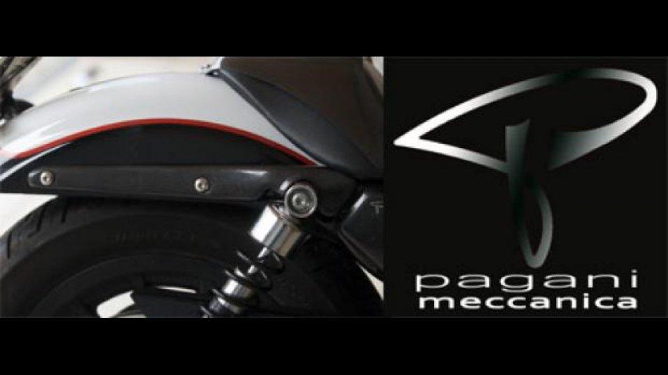 Moto - News: Pagani Meccanica: un nuovo brand nell'aftermarket