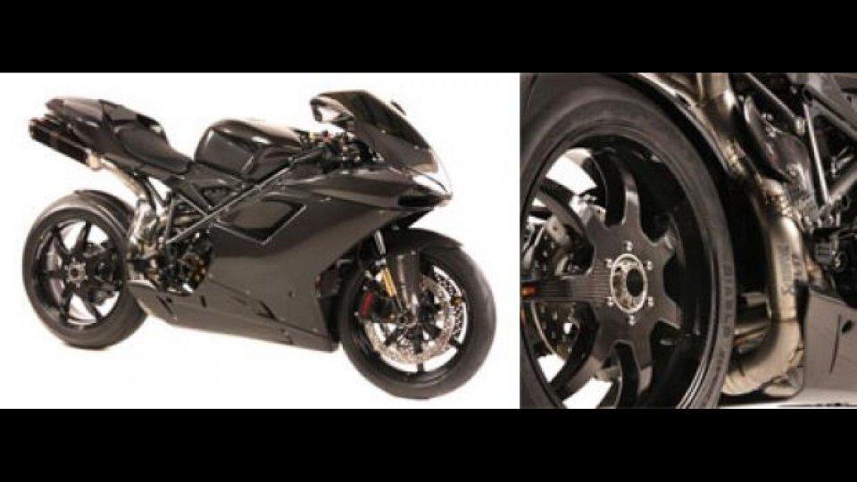 Moto - News: Rever Corsa 1198 Nero Strada e Nero Corsa