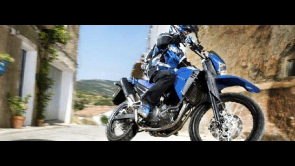 Moto - News: Yamaha XT660R 2010