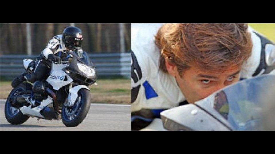 Moto - News: Zanardi a Monza con la BMW HP2 Sport