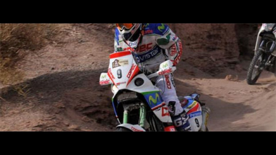 Moto - News: Dakar 2010: Lopez su Aprilia vince la 5^ tappa