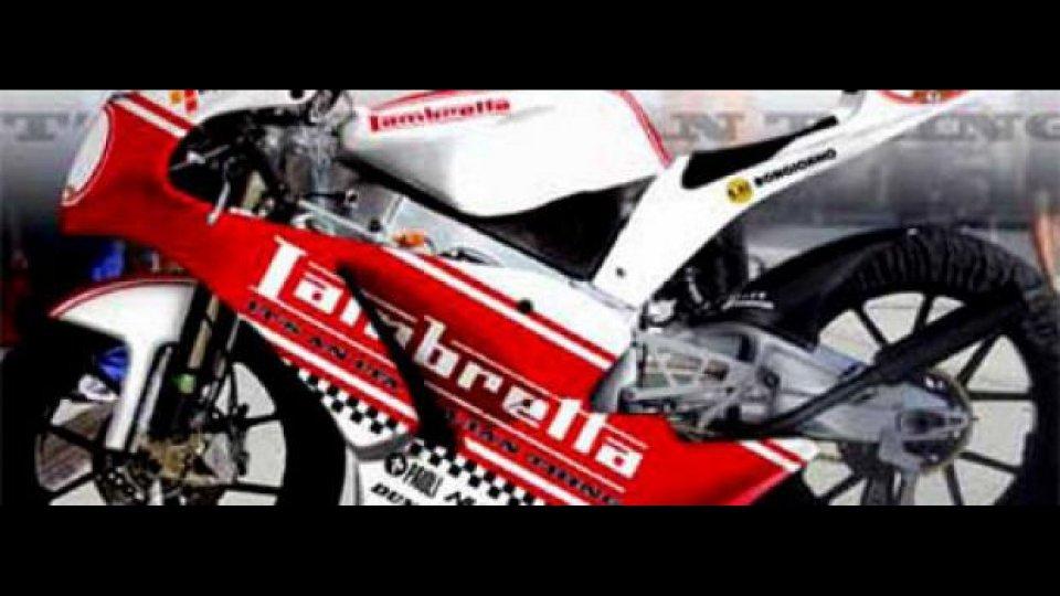 Moto - News: La Lambretta torna in pista nel Mondiale 125