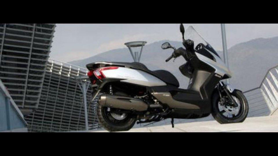 Moto - News: Promozioni Kymco 2010