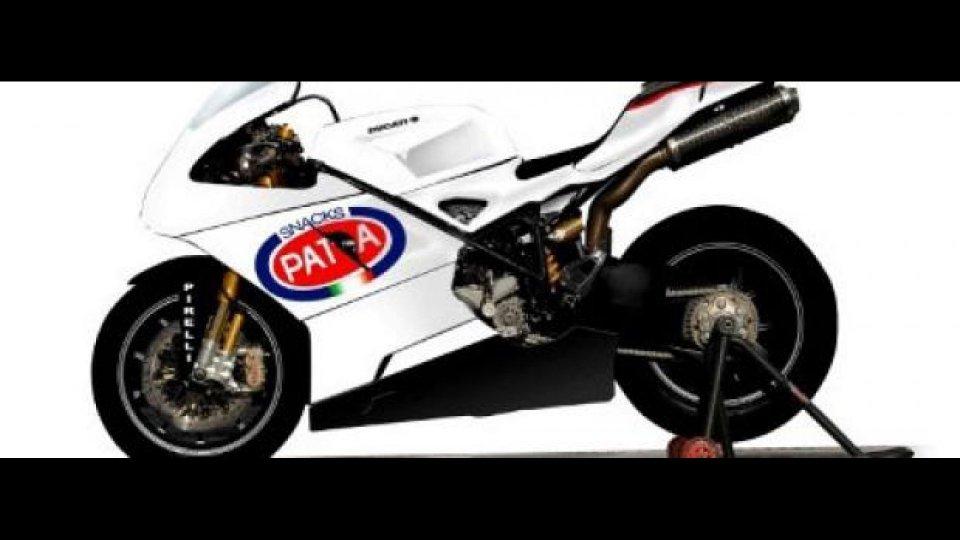 Moto - News: WSBK 2010: PATA main sponsor del B&G Racing